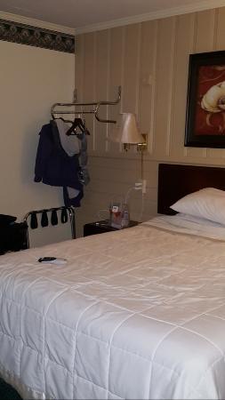 Amherst, فيرجينيا: Bedroom