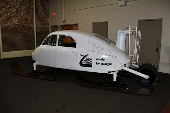 Citroen Picture Of Lane Motor Museum Nashville