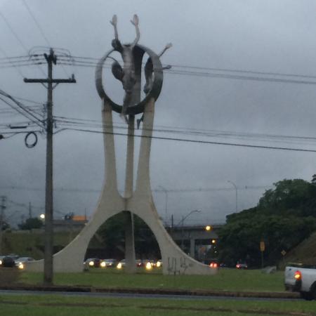 Monumento O Passageiro