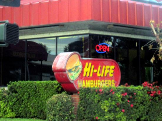 Hi Life Burgers, South Pasadena, Ca