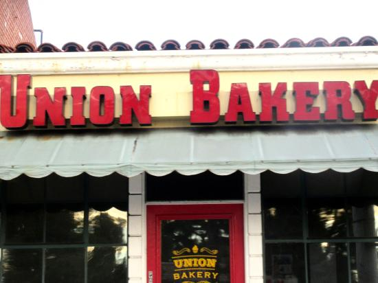 Union Bakery, Fair Oaks Avenue, South Pasadena, Ca