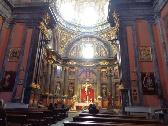 Main altar - Foto di Iglesia de San Andres, Madrid ...