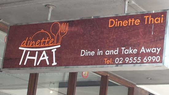Dinette Thai