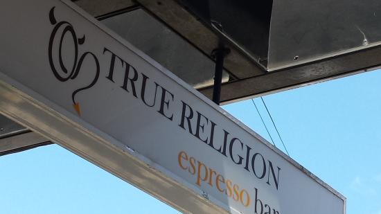 True Religion Espresso Bar