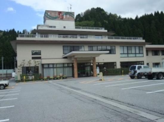 Baden Akebi: ホテル全景