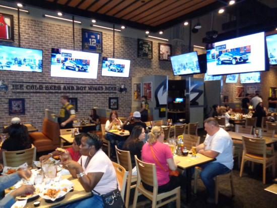 Image result for buffalo wild wings hoover