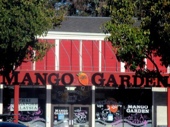 Mango Garden Fremont Ca Picture Of Mango Garden