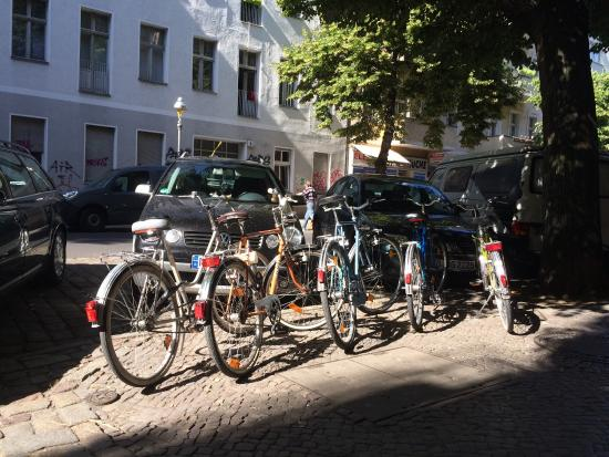 TempelOn Bikes for Rent Berlin