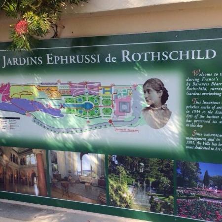 Picture of villa jardins ephrussi de - Jardins ephrussi de rothschild ...