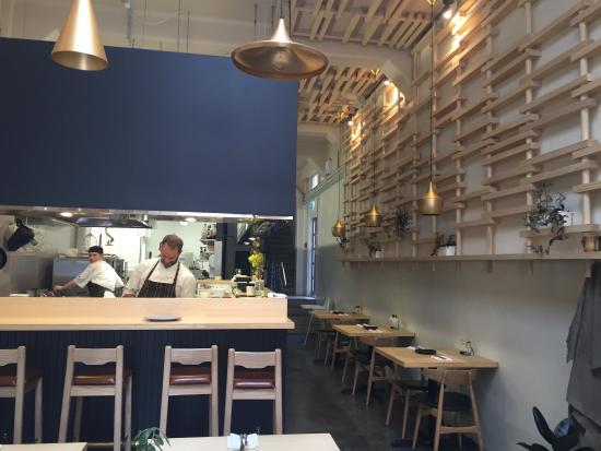 Deco Salon Gris Et Bois : photo5jpg  Picture of Bistronomy, Napier  TripAdvisor
