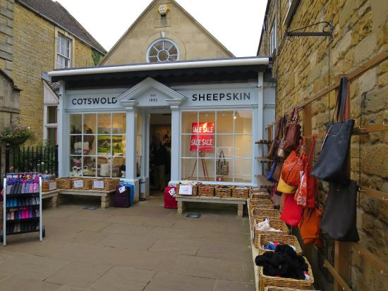 Cotswold Sheepskin