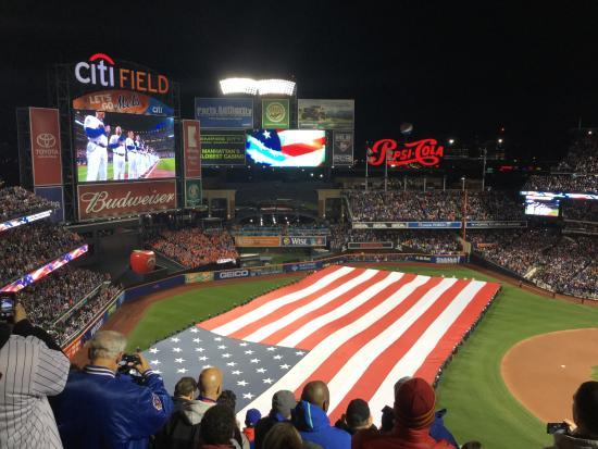 american flag picture of citi field flushing tripadvisor rh tripadvisor co za