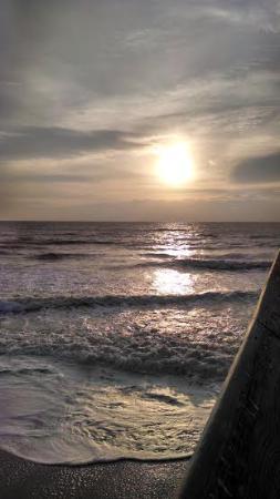 Surfside Beach Resort: From the pier
