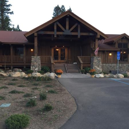 Great Resort with Tahoe Feeling and Friendly Staff