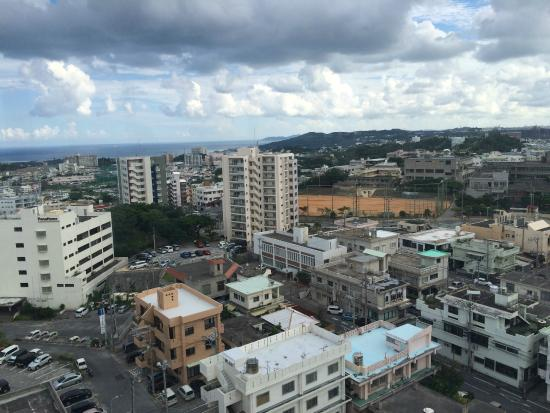 Okinawa City Hall Observation Decks