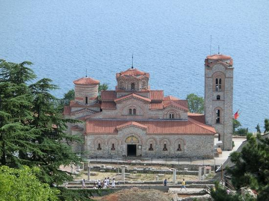 ‪Saint Climent of Ohrid‬