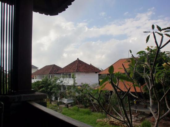 Kakiang Bungalows: 2階からの眺め