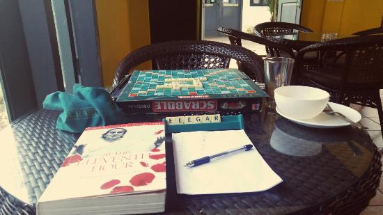 Contemplative Breakfast @ Elphinstone Residency
