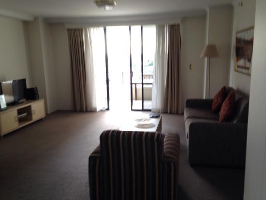 Oaks Sydney Castlereagh Suites Photo