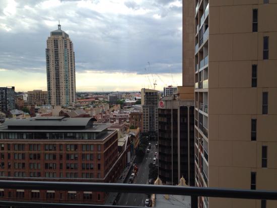 Window View - Oaks Sydney Castlereagh Suites Photo