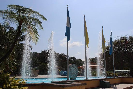 Retalhuleu, Guatemala: Plaza