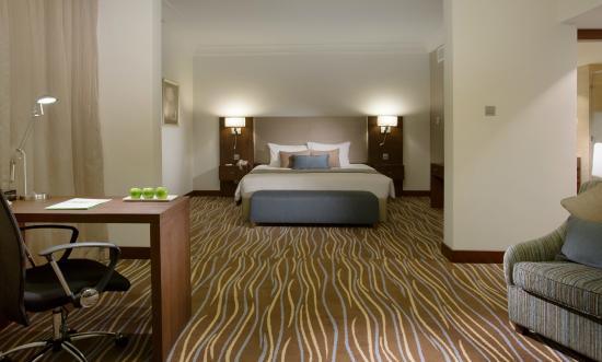 Holiday Inn Abu Dhabi Downtown: Amiri suite