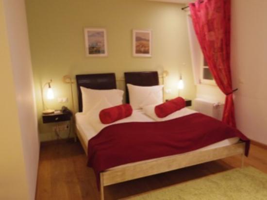 Rottele's Restaurant & Residenz: ホテルの部屋