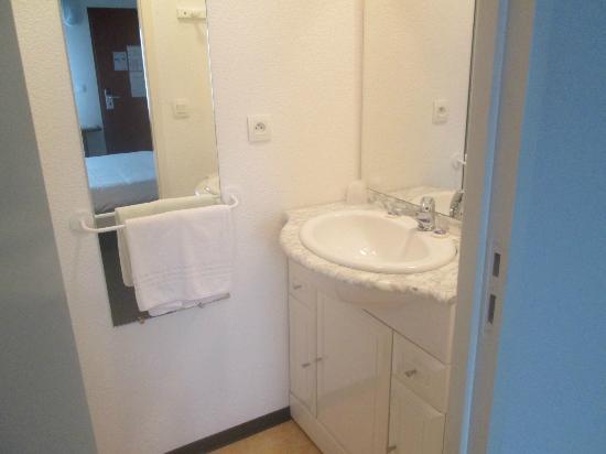 Relais Fasthotel : Salle de bain