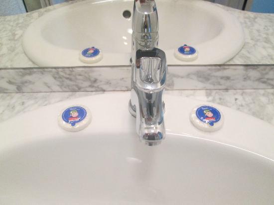 Relais Fasthotel: Salle de bain