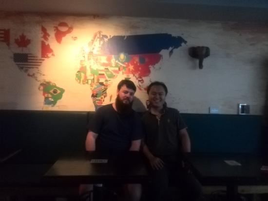 Lakeside Inn: hello friend