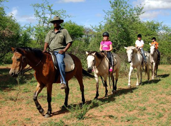 Warmbaths, A Forever Resort: Horse Riding