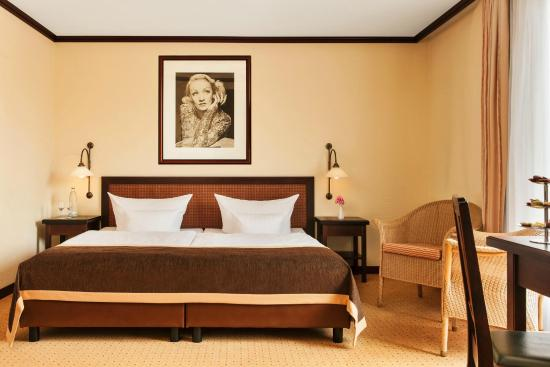 Steigenberger Hotel Sanssouci: Deluxe Doppelzimjmer
