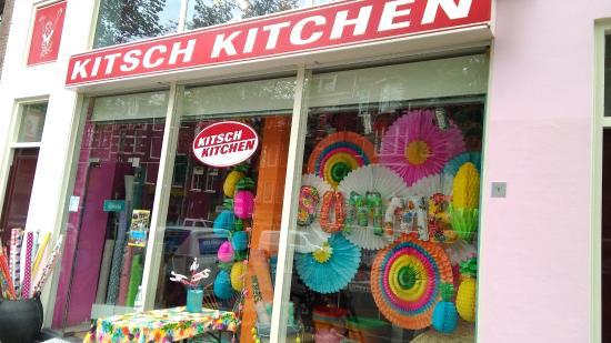 Schoudertas Kitsch Kitchen : Kitsch kitchen