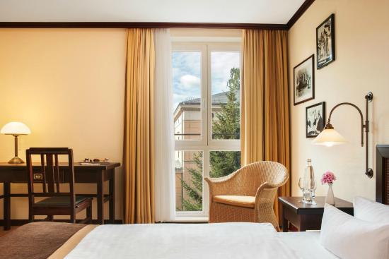 Steigenberger Hotel Sanssouci: Superior Einzel