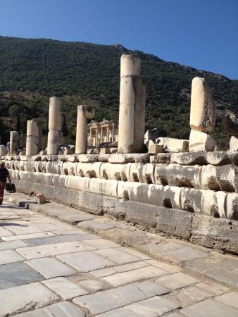 Arena - Picture of Ancient City of Ephesus, Selcuk ...