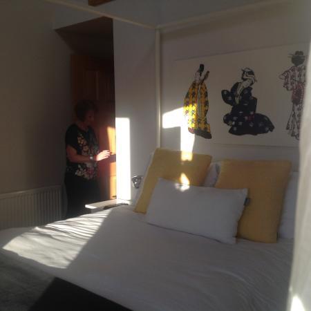 BayView Bed & Breakfast: Bedroom