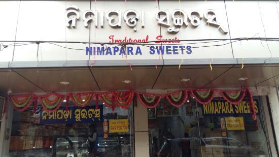 Nimapara Sweets