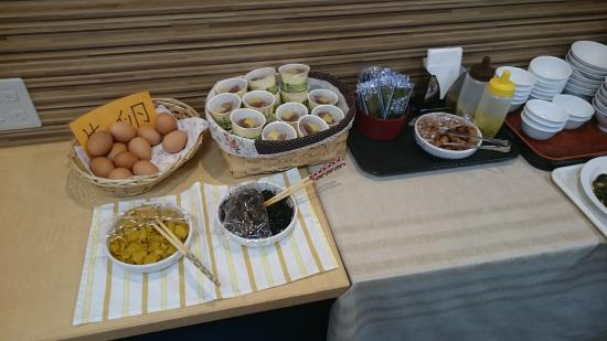 Sun Hotel Tosu: 朝食