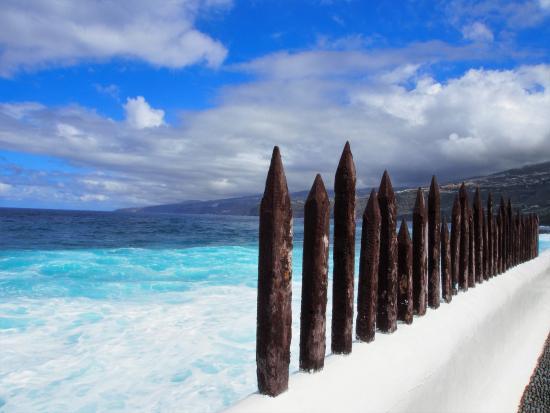 Развлекательный комплекс Лаго Мартианес: ограда
