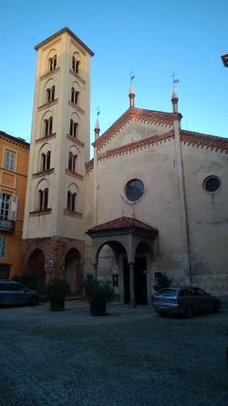 Biella, Italia: Una delle chiese del Borgo