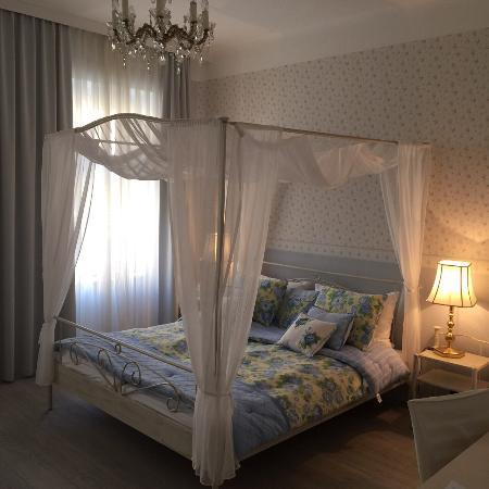 Hotel Kugel: Superior Zimmer mit Himmelbett