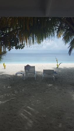 Thudufushi Island: il nostro angolo di paradiso davanti alla camera