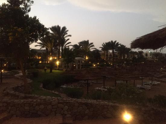 Landscape - Royal Grand Sharm Hotel Photo