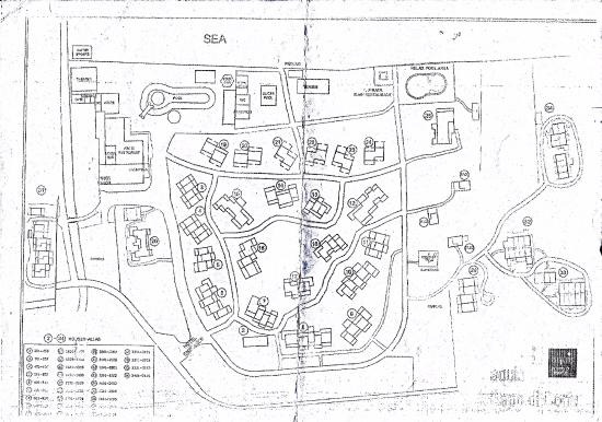 Mayor Capo Di Corfu: plan