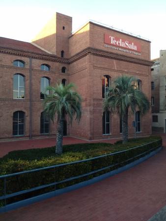Centre d'art Tecla Sala