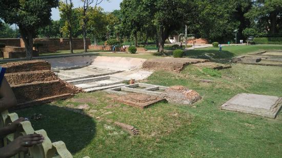 Kushinagar, Indien: Meditation Park