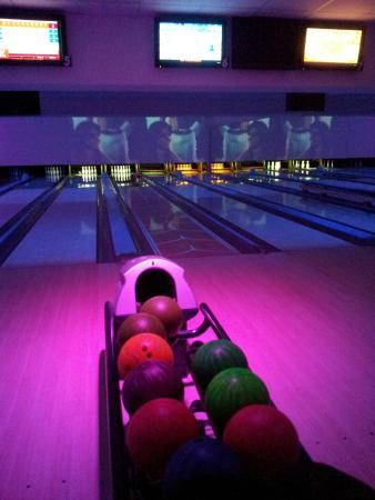Yesterday's Bowling