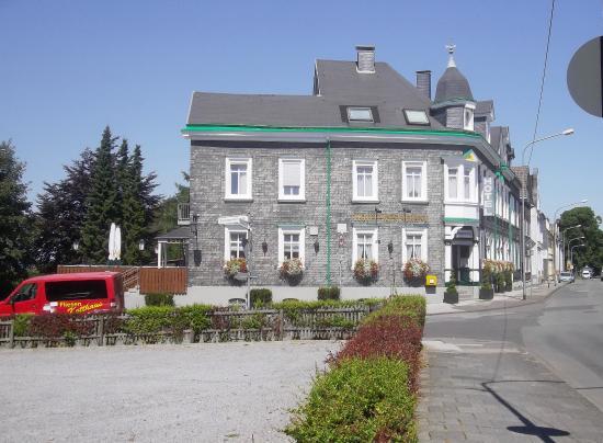 Hotel wuppertaler hof remscheid germany 2017 for Remscheid hotel