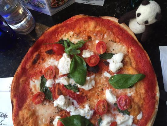 マルゲリータ Picture Of Pizza Express Kendal Tripadvisor