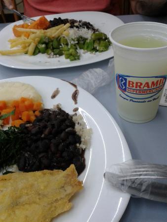 Restaurante Di Supermercado Bramil